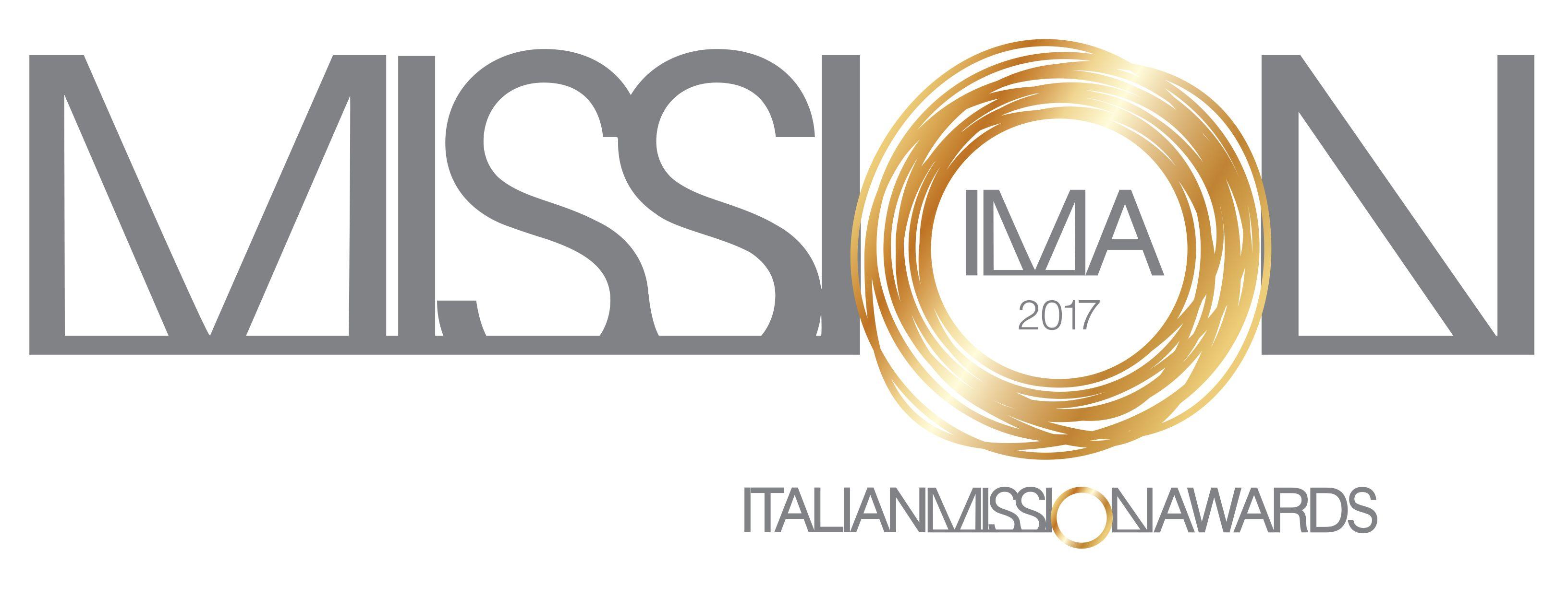logo lungo IMA2017